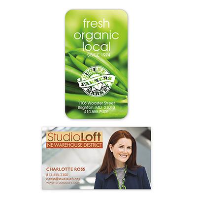 11531 - Bic® 4-Color Business Card Magnet