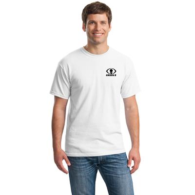 52002 - Gildan® - Heavy Cotton™ 100% Cotton T-Shirt (White)