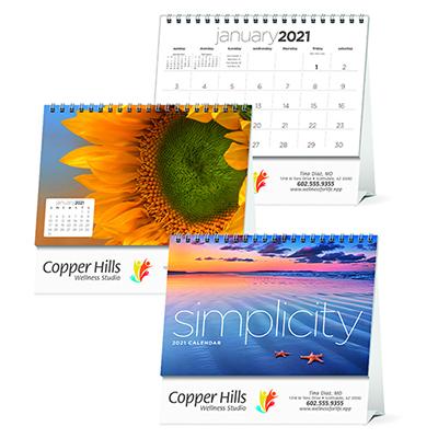 13073 - Simplicity Large Desk Calendar