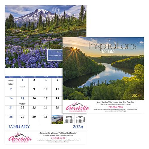 13354 - Inspirations for Life Calendar