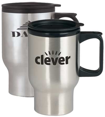 5937R - 17 oz. Stainless Steel Mug