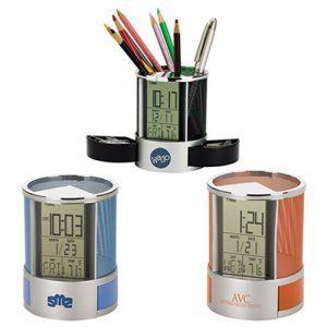 Impressa Clock or Organizer
