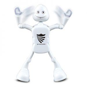 Acro Bot - White