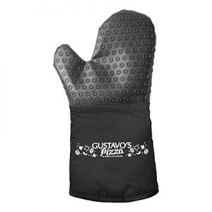 Silicone BBQ Grilling Mitt