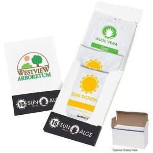 Sun & Aloe Pocket Pack