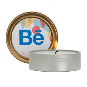 2 oz. Soy Based Scented Candle