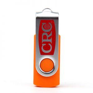 Matrix Swivel USB Drive 16GB