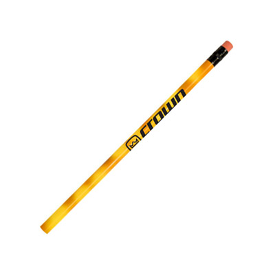 JB Recycled Mood Pencil With Matching Eraser