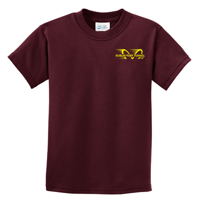 Port & Company® - Youth Essential Tee (Color)