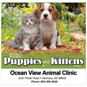 Puppies-&-Kittens-Wall-Calendar-Stapled-cover-26285