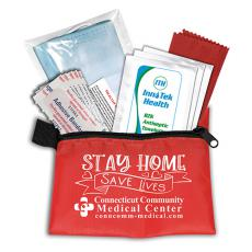 promotional first aid kits & bandages