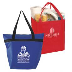 promotional shopping & grocery totes