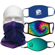 promotional face coverings & masks