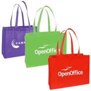 promotional standard nonwoven tote bag