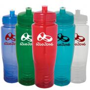 promotional 28 oz. polyclean bottle