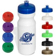promotional 24 oz. water bottle