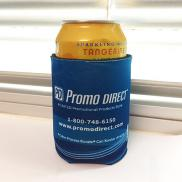 promotional koozie® full-color can kooler