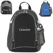 promotional title track backpack