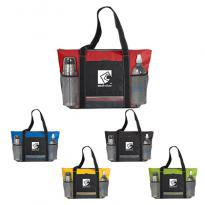 14283 - Icy Bright Cooler Tote