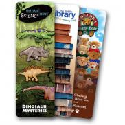 promotional full color bookmark
