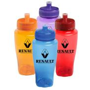 promotional 24 oz. polysure twister bottle