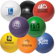 promotional colorbrite stress balls