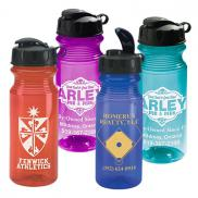 promotional 21 oz eco-fresh sports bottle