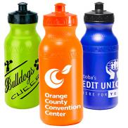 promotional 21 oz. super value bike bottle