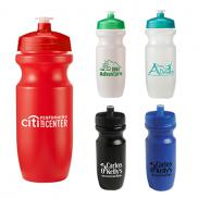 promotional 20 oz. bike bottle