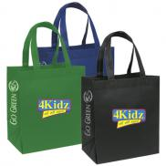 promotional economy thunder tote bag (color vista)