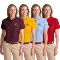 16633 - Port Authority® Ladies Silk Touch™ Polo