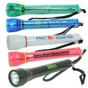 promotional super bright flashlight