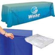 promotional 6-8 convertible table throw