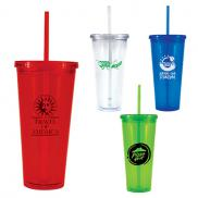 promotional 22 oz. freedom tumbler