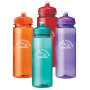 promotional 24 oz. polysure trinity bottle