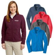promotional port authority® ladies value fleece jacket