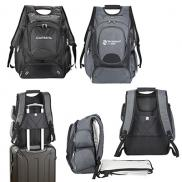 promotional elleven checkpoint friendly compu backpack