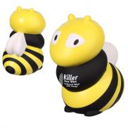 promotional bee stress reliever