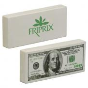 promotional $100 bill stress reliever