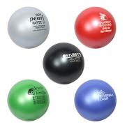 promotional jewel ball stress reliever
