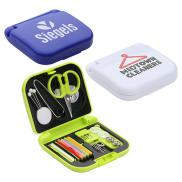 promotional deluxe compact sewing kit