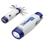promotional emergency multi-tool led light