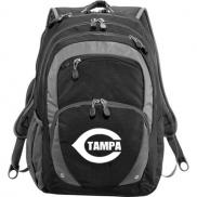 promotional friendly fly compu-backpack