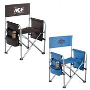 promotional game day director chair
