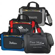 promotional dolphin business briefcase