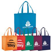 promotional yaya budget non-woven shopper tote