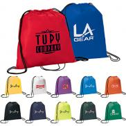 promotional the evergreen drawstring backpack
