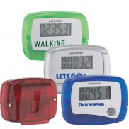 promotional in shape pedometer