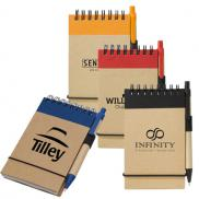 promotional the recycled jotter & pen