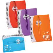 promotional the sun spiral notebook